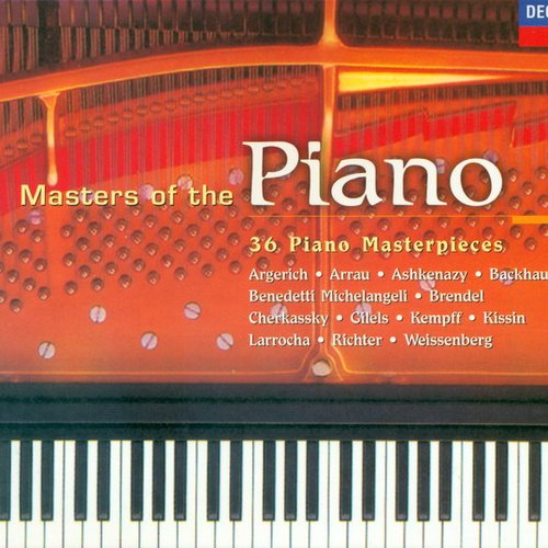 Masters of The Piano