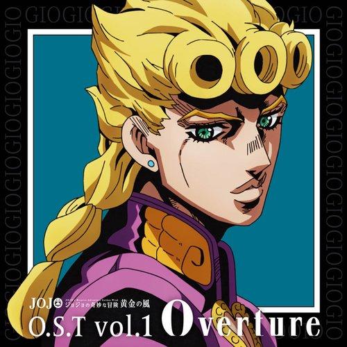 JOJO'S BIZARRE ADVENTURE -Golden Wind O.S.T vol.1 Overture