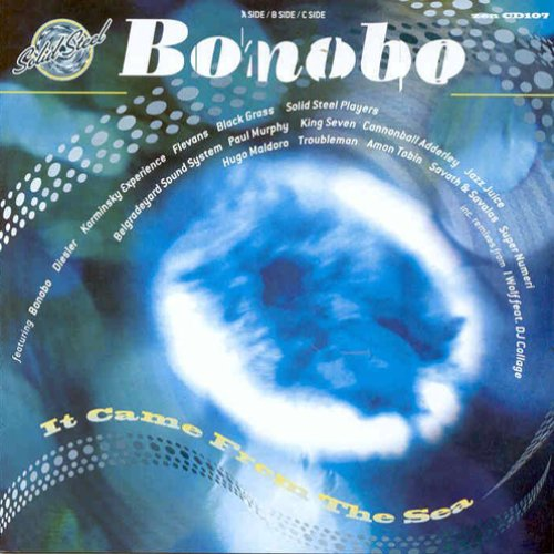 Solid Steel presents Bonobo: It Came From The Sea