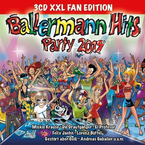 Ballermann Hits Party 2019