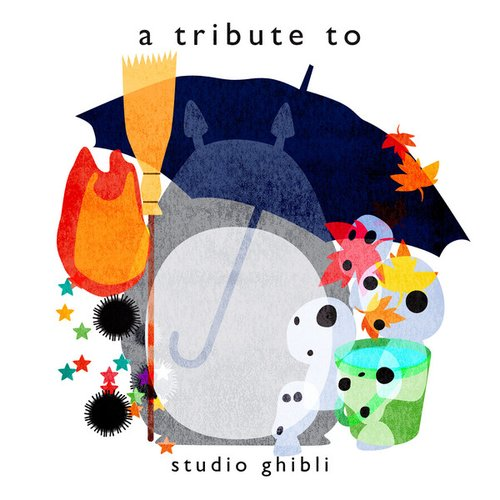 A Tribute to Studio Ghibli