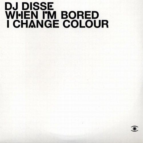 When I'm Bored, I Change Colour