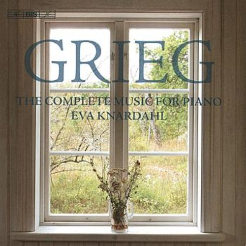 GRIEG: Complete Piano Music