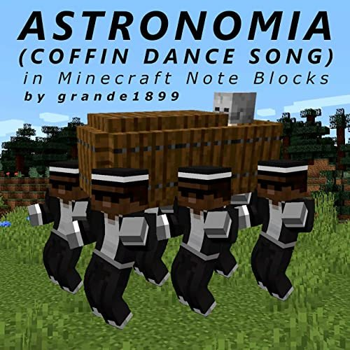 Astronomia (Coffin Dance Song) [Minecraft Note Blocks]