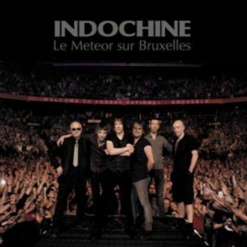 Indochine 2010 - Le Meteor sur Bruxelles (Live)