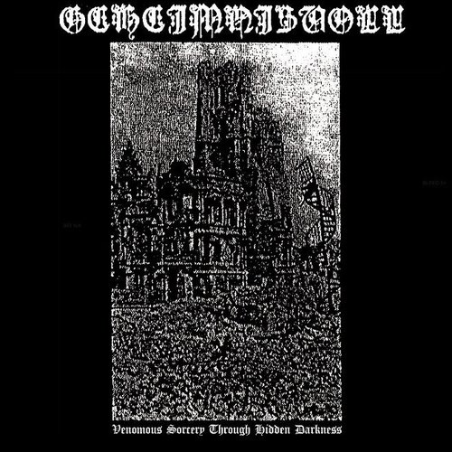 Venomous Sorcery Through Hidden Darkness