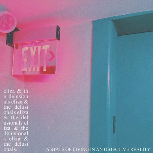 A STATE OF LIVING IN AN OBJECTIVE REALITY - EP