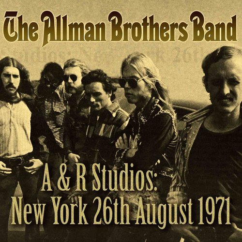 Live From A&R Studios: New York, August 26 1971