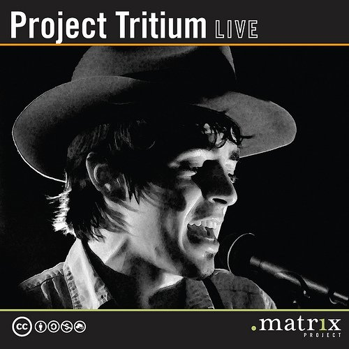 Project Tritium Live at the dotmatrix project