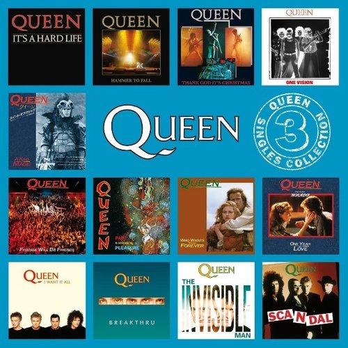 Queen Singles Collection 3