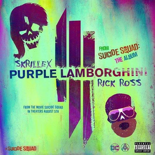 Purple Lamborghini (with Rick Ross)