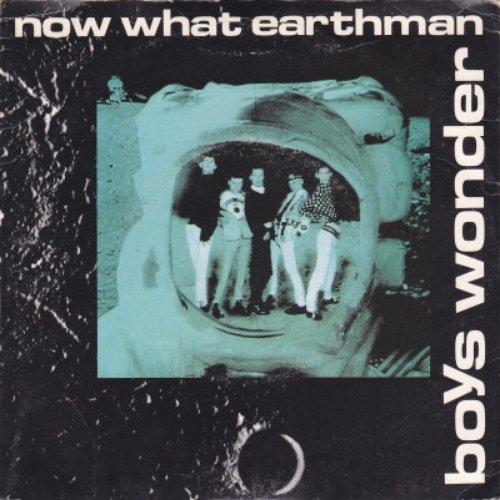 Now What Earthman
