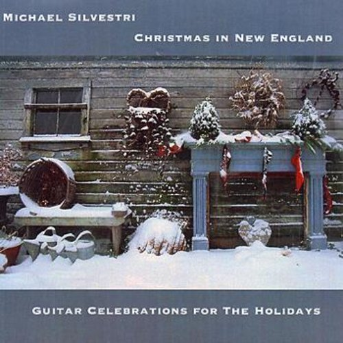 Christmas In New England - Guitar Celebrations For The Holidays