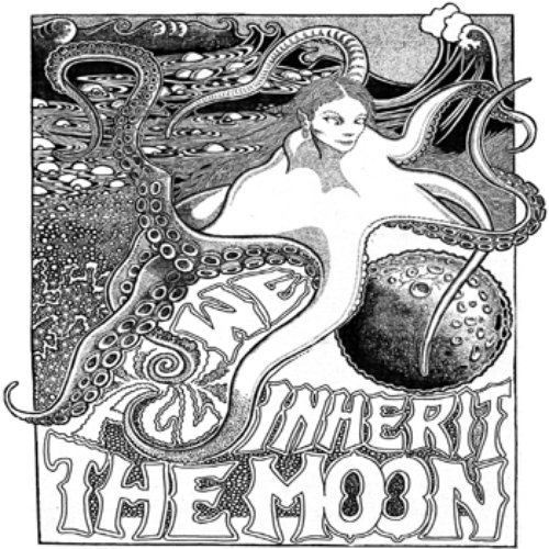 We all inherit the moon 5 song LP