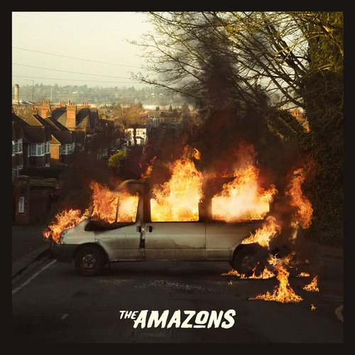 The Amazons (Deluxe)