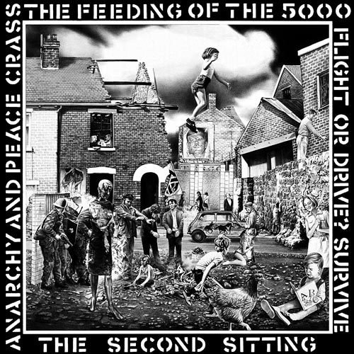The Feeding of the 5000: The Second Sitting