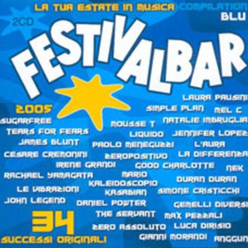Festivalbar 2005 Compilation Blu (disc 1)