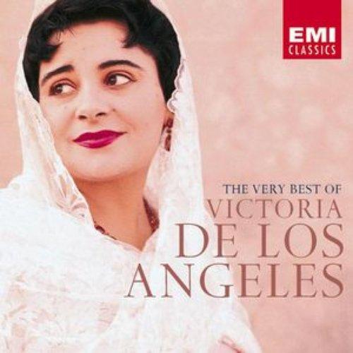 Very Best of Victoria de los Angeles