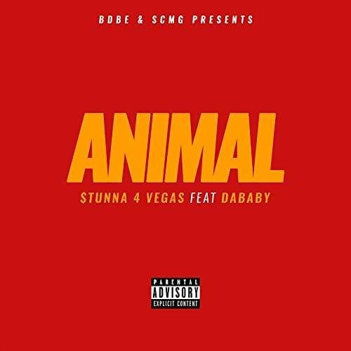 Animal (feat. DaBaby)