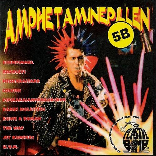 Plastic Bomb #17 - Amphetaminepillen 5 B