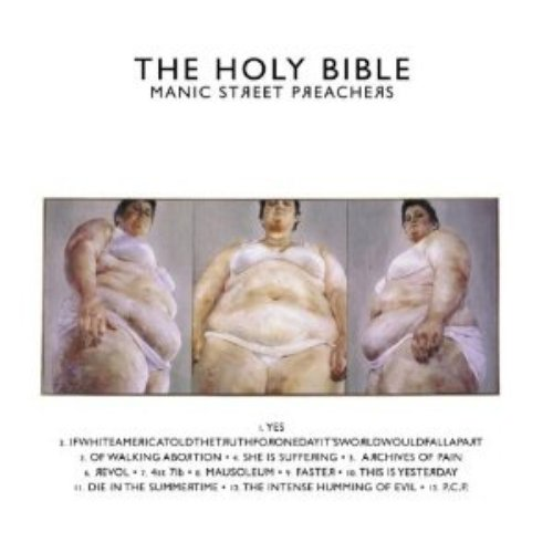 The Holy Bible (disc 2: US Mix + Demos & Radio 1 Session)