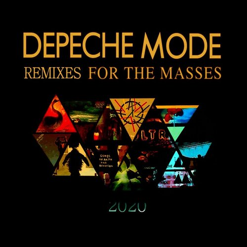 Depeche Mode : Remixes for the Masses 2020 -  Va Inter,Electronic,Synth-pop - mp3 320 Kbs 44,100 khz