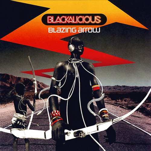 Blazing Arrow