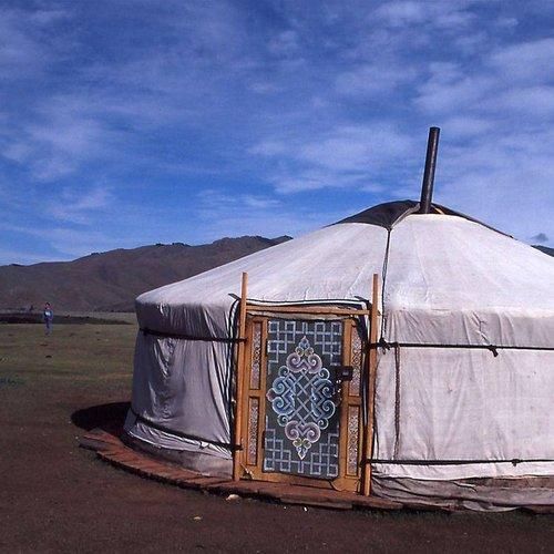 Oblázky z jurty