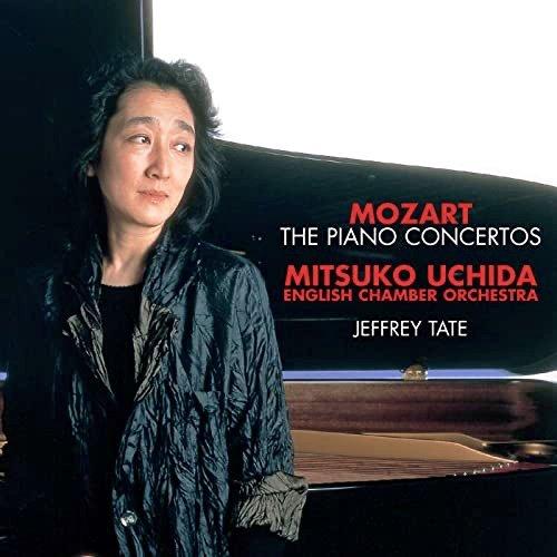 Mitsuko Uchida - Mozart: Piano Concertos