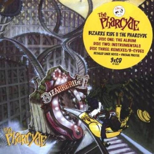Bizarre Ride II The Pharcyde (Deluxe Edition)