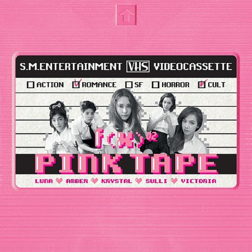 The 2nd Album 'Pink Tape'