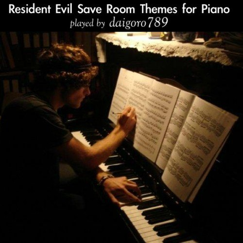 Resident Evil Save Room Themes for Piano: Played by Daigoro789
