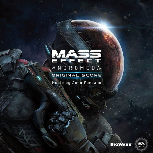 Mass Effect Andromeda (Original Game Soundtrack)