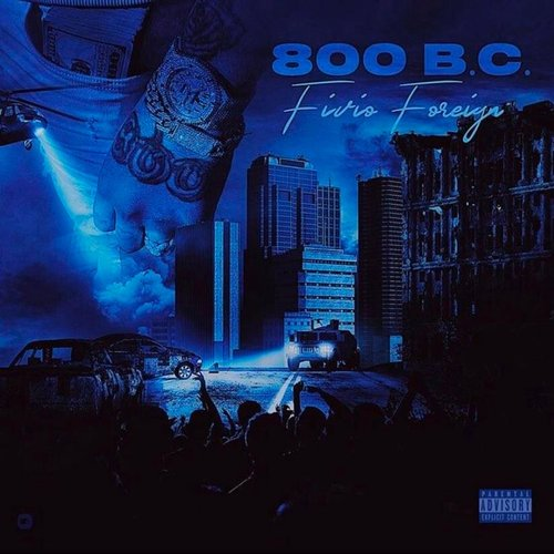 800 BC