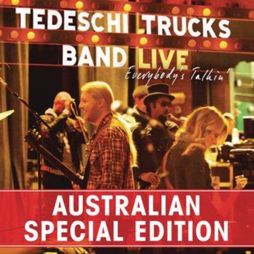 Everybody's Talkin' / Revelator (Australian Special Edition)