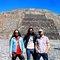 Teotihuacan, diciembre 2010.