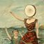 Neutral Milk Hotel - In The Aeroplane Over The Sea album artwork