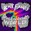 Bat Fangs - Queen of My World album artwork