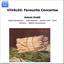 VIVALDI: Favourite Concertos - mp3 альбом слушать или скачать