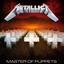 Metallica - Master Of Puppets album artwork