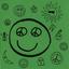 Brain Handle - Smiling album artwork