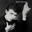 "David Bowie - ""Heroes"" album artwork"