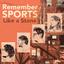Remember Sports - Like a Stone album artwork