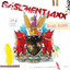 Basement Jaxx - Kish Kash album artwork