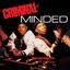 Boogie Down Productions - Criminal Minded album artwork