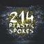 214 Plastic Spokes EP