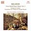 BRAHMS: Four-Hand Piano Music, Vol. 3 - mp3 альбом слушать или скачать