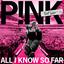 bild_P!nk-All I Know So Far: Setlist