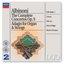 Albinoni: The Complete Concertos/Adagio for Organ & Strings
