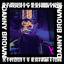Danny Brown - Atrocity Exhibition album artwork